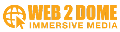 Web2Dome-Logo_Orange_4