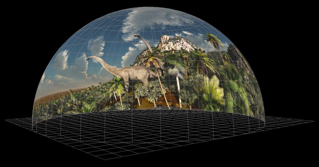 Dome Preview Screenshot Dinos